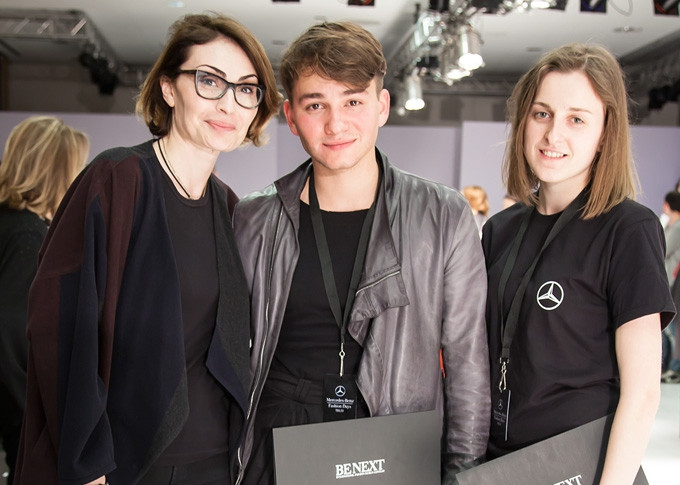 Mercedes-Benz Fashion Week Tbilisi открылась победами украинских дизайнеров в конкурсе BENEXT