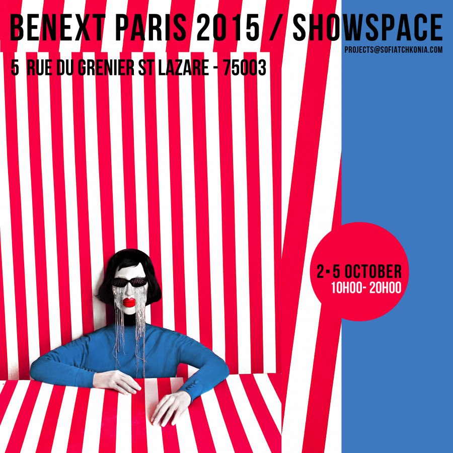 BENEXT PARIS 2015 / SHOWSPACE