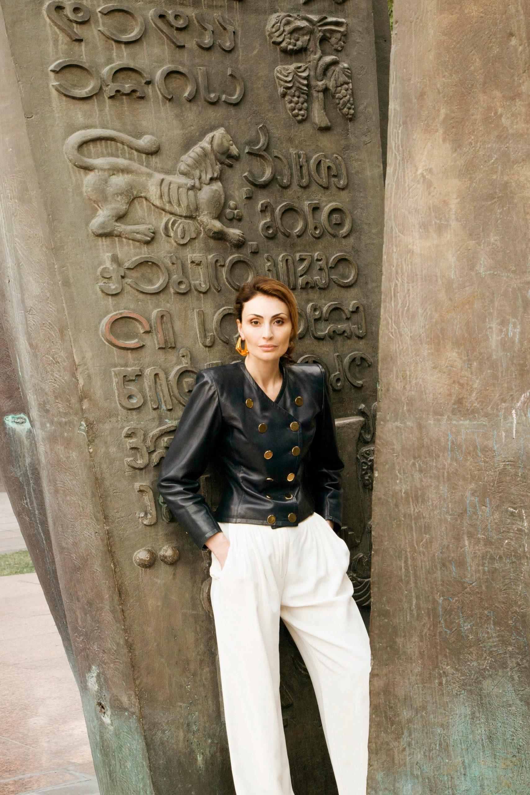 Mercedes-Benz Fashion Week Tbilisi: intervista a Sofia Tchkonia